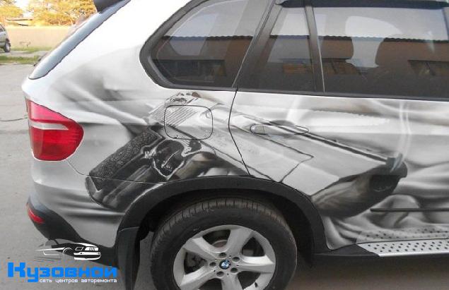 Цены на ремонт автомобиля ваз покраска